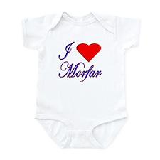 I Love Morfar Infant Creeper