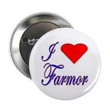 "I Love Farmor 2.25"" Button"