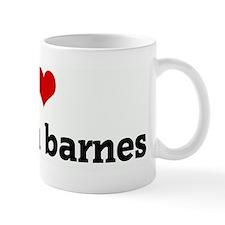 I Love kenneth barnes Mug