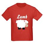 Lamb Kids Dark T-Shirt