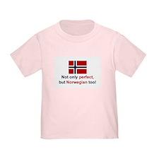 Perfect Norwegian T