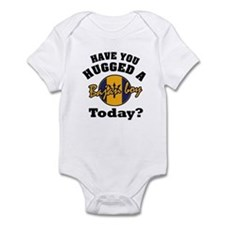 Have you hugged a Bajan boy today? Onesie