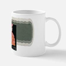 Tre Jur Perfume Advertisement Ceramic Coffee Mug