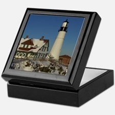 Portland Headlight Keepsake Box