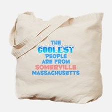 Coolest: Somerville, MA Tote Bag