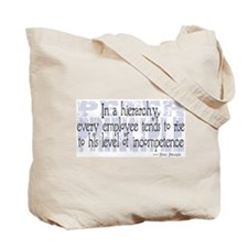 Bad to Worse Tote Bag