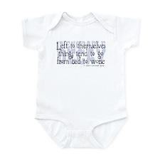 Bad to Worse Infant Bodysuit