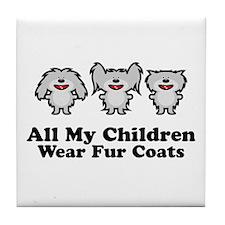 All My Children Tile Coaster