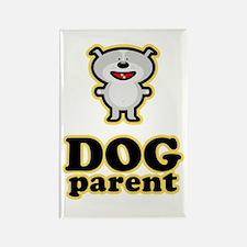 Dog Parent Rectangle Magnet (100 pack)