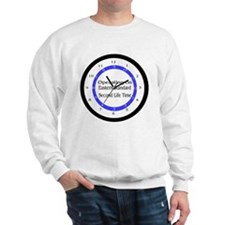 Operating on Second Life Time Sweatshirt