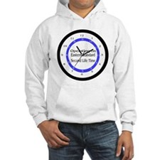 Operating on Second Life Time Hoodie