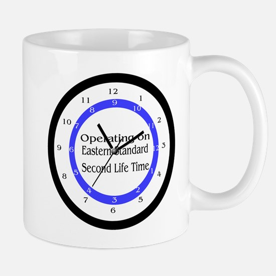 Operating on Second Life Time Mug