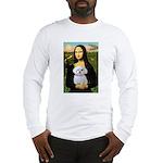 Mona's Maltese (R) Long Sleeve T-Shirt