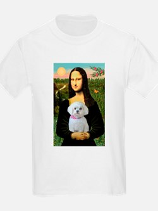 Mona's Maltese (R) T-Shirt