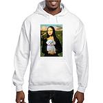 Mona's Maltese (R) Hooded Sweatshirt
