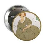 "Vintage Ad Illustration 2.25"" Button (100 pack)"