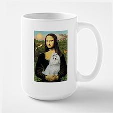 Mona Lisa / Maltese Mug