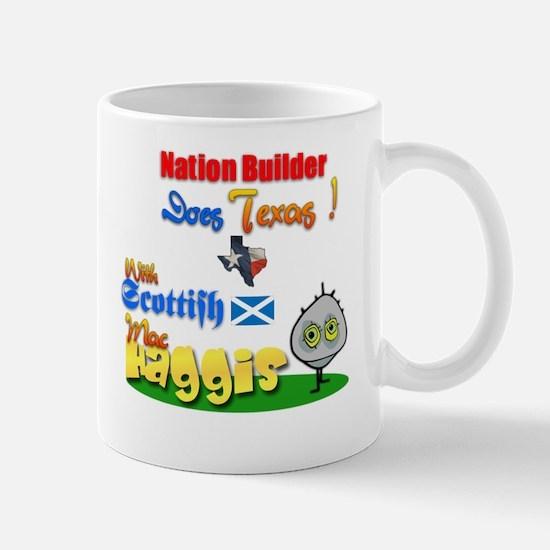 Happy MacHaggis Does Texas.:-) Mug