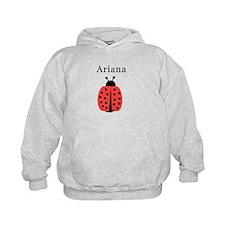 Ariana - Ladybug Hoody