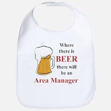 Area Manager Bib