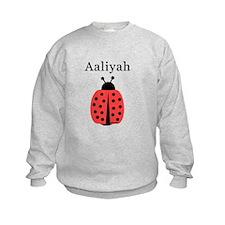 Aaliyah - Ladybug Jumpers
