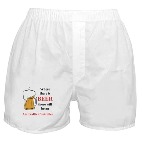 Air Traffic Controller Boxer Shorts