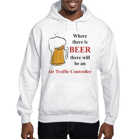 Air Traffic Controller Hooded Sweatshirt