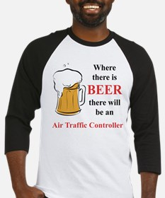 Air Traffic Controller Baseball Jersey