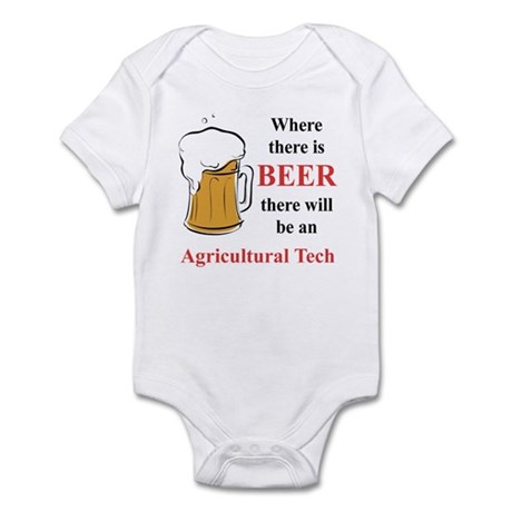 Agricultural Tech Infant Bodysuit