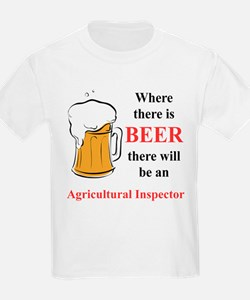 Agricultural Inspector T-Shirt