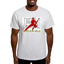 Bassoon Ninja T-Shirt