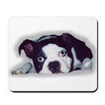 BOSTON TERRIER SWEET DOG Mousepad