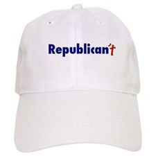 Republican't Baseball Cap