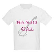Banjo Gal T-Shirt