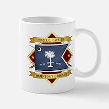 2nd South Carolina Cavalry Mugs