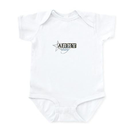 Army Baby Boy Infant Bodysuit