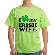 Love My Irish Wife T-Shirt
