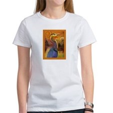 Gold Moon Landscape and Great Tee