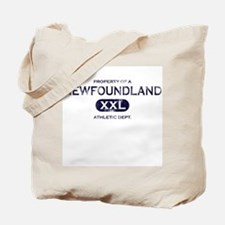 Property of Newfoundland Tote Bag