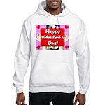 Happy Valentine's Day! Hooded Sweatshirt
