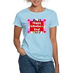Happy Valentine's Day! Women's Light T-Shirt