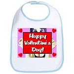 Happy Valentine's Day! Bib