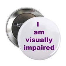 "Funny Disabilities 2.25"" Button"