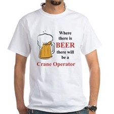 Crane Operator Shirt