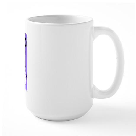 No Puppy Mills Large Mug
