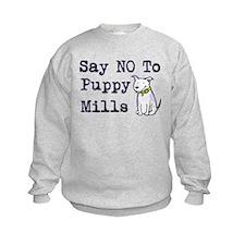 No Puppy Mills Sweatshirt