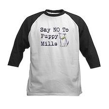 No Puppy Mills Tee