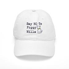 No Puppy Mills Baseball Cap