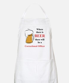 Correctional Officer BBQ Apron