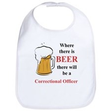 Correctional Officer Bib